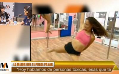 «Pole Dance, ¿baile o deporte?»